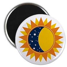 Sun Moon And Stars Magnet