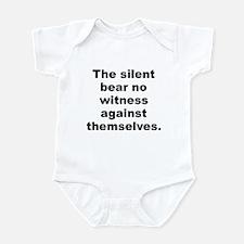 Aldous huxley quote Infant Bodysuit