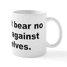 Huxley quote Mug