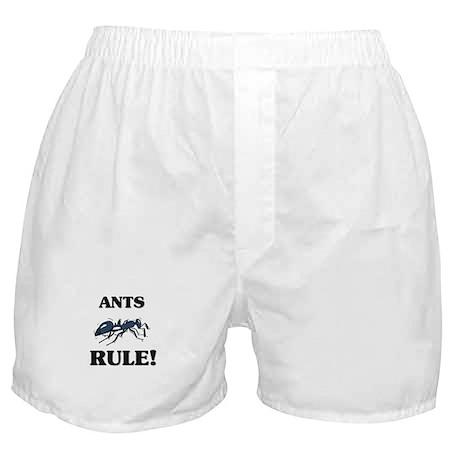 Ants Rule! Boxer Shorts