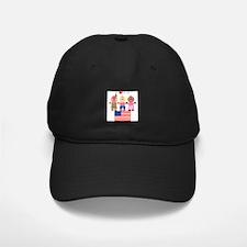 I Love USA Baseball Hat