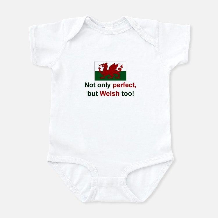 Perfect Welsh Infant Bodysuit