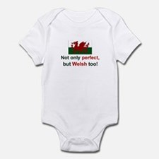 Perfect Welsh Onesie