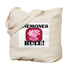 Anemones Rule! Tote Bag