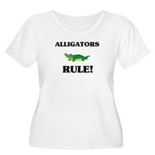 Alligators Rule! T-Shirt