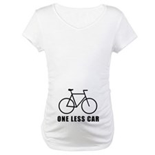 ONE LESS CAR cycling Shirt
