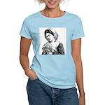 Victorian Little Girl Hand Se Women's Light T-Shir