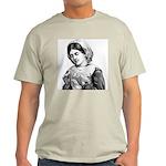 Victorian Little Girl Hand Se Light T-Shirt