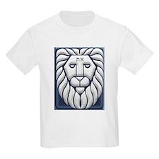 Aleph & Tav Lion Of Judah Kids T-Shirt