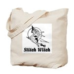 Stitch Witch Tote Bag