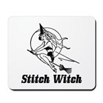 Stitch Witch Mousepad