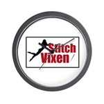 Stitch Vixen Wall Clock