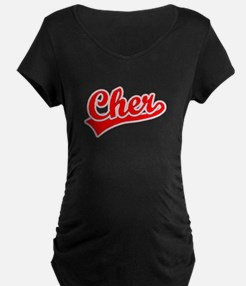 Retro Cher (Red) T-Shirt