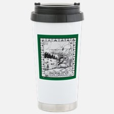 Jackalope Colorado Stainless Steel Travel Mug
