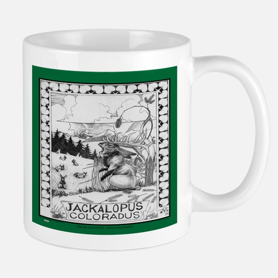 Jackalope Colorado Mug