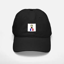 I Love France Baseball Hat
