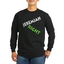 Jeremiah Right T