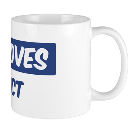 Jesus Loves Benedict Mug