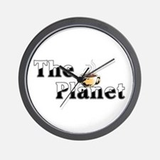 The Planet Wall Clock