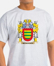 Huskinson Coat of Arms - Family Crest T-Shirt