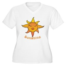 Cute Smiling Sun T-Shirt