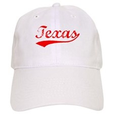 Vintage Texas (Red) Baseball Cap
