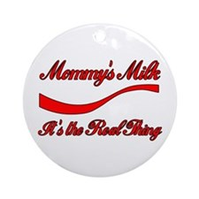 Mommy Milk Keepsake (Round)
