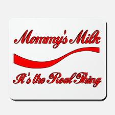 Mommy Milk Mousepad
