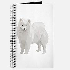 Beautiful Samoyed Journal