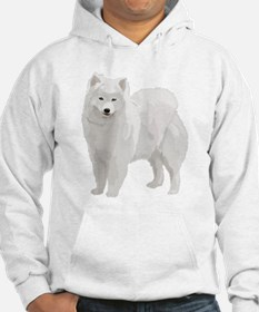 Beautiful Samoyed Jumper Hoody
