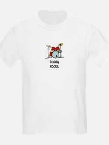 daddy rocks T-Shirt
