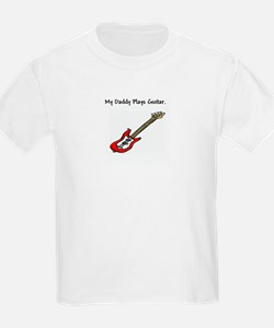 Unique My dad plays bass T-Shirt