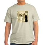 Mad Marching Girl Ash Grey T-Shirt