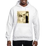Mad Marching Girl Hooded Sweatshirt