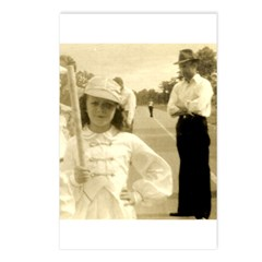 Mad Marching Girl Postcards (Package of 8)