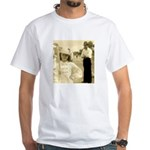 Mad Marching Girl White T-Shirt