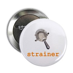 "Strainer 2.25"" Button (10 pack)"