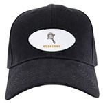 Strainer Black Cap