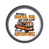School bus Basic Clocks