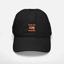 Driving a School Bus Baseball Hat