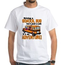 Driving a School Bus Shirt