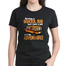 Driving a School Bus Tee