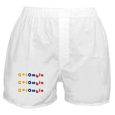 Colombia Tipo Boxer Shorts