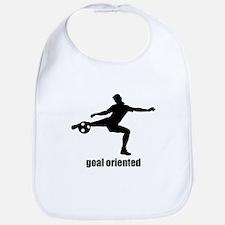 Goal Oriented Soccer Bib