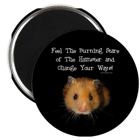 "The Hamster 2.25"" Magnet (100 pack)"