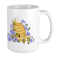 Honey Bee Dance Mug