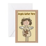 Angels Gather Greeting Cards (Pk of 10)