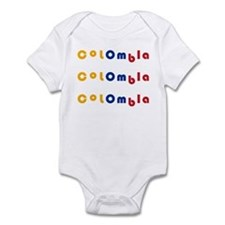 Colombia Tipo Infant Bodysuit