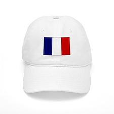 French Flag Baseball Cap