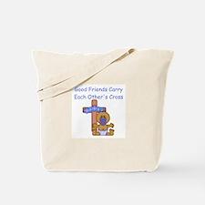Good Friends... Tote Bag
